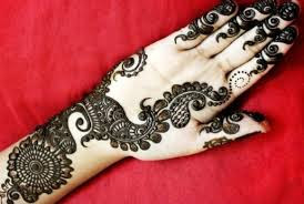 Latest Mehendi Design On Rakshabandhan For Girls And Married Women