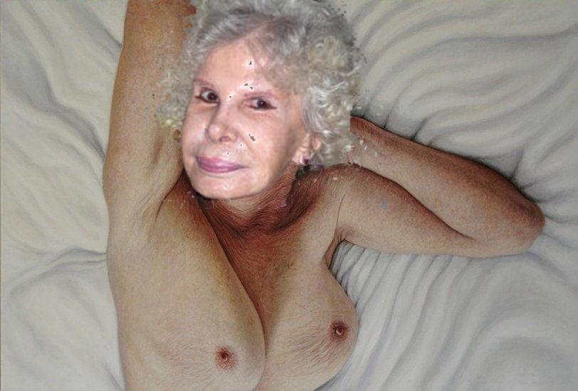 Tracey desnuda en la red