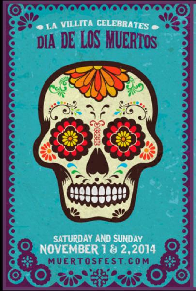 Muerto Festival in San Antonio Texas