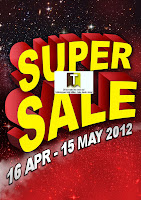 Al-Ikhsan Super Sale 2012