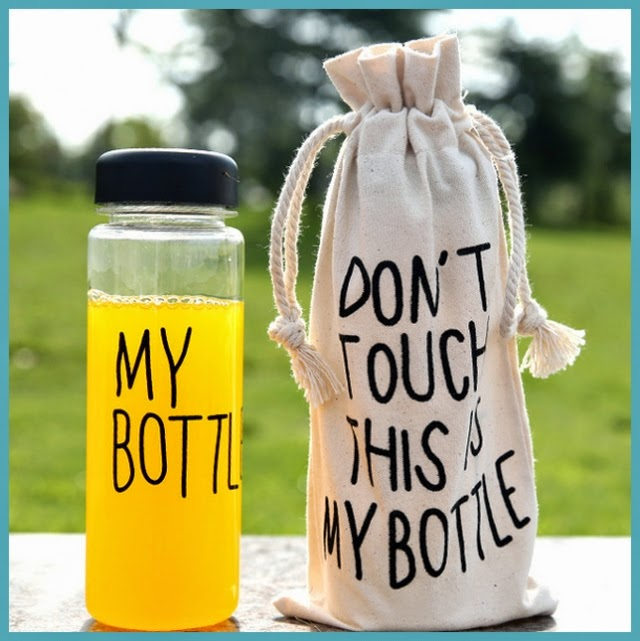 Stop Buy Bottled Water
