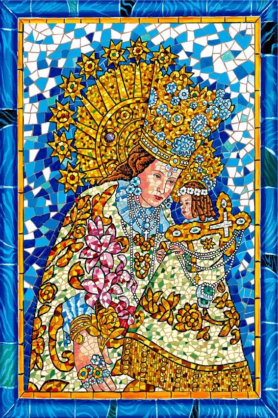 Murales ceramicos arquitectura murales ceramicos clasicos - Murales de azulejos ...