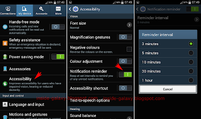 400 x 237 · 61 kB · png, Samsung Galaxy S4: How to Enable or Disable