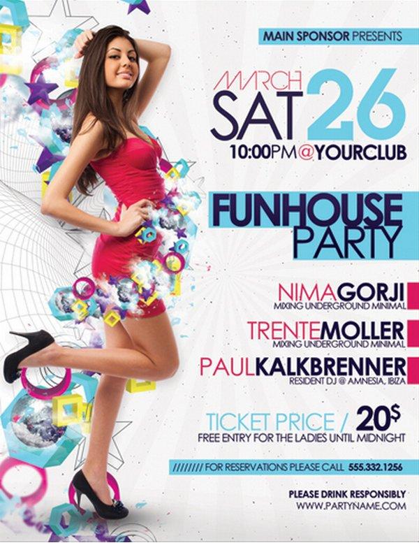 party flyers designs koni polycode co