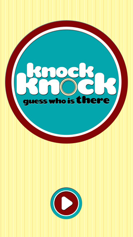 Knock Knock Guess Who is There