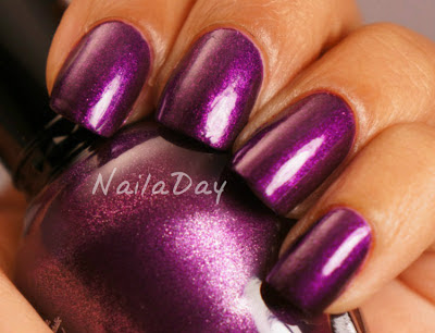 NailaDay: I.C.E. It Purple