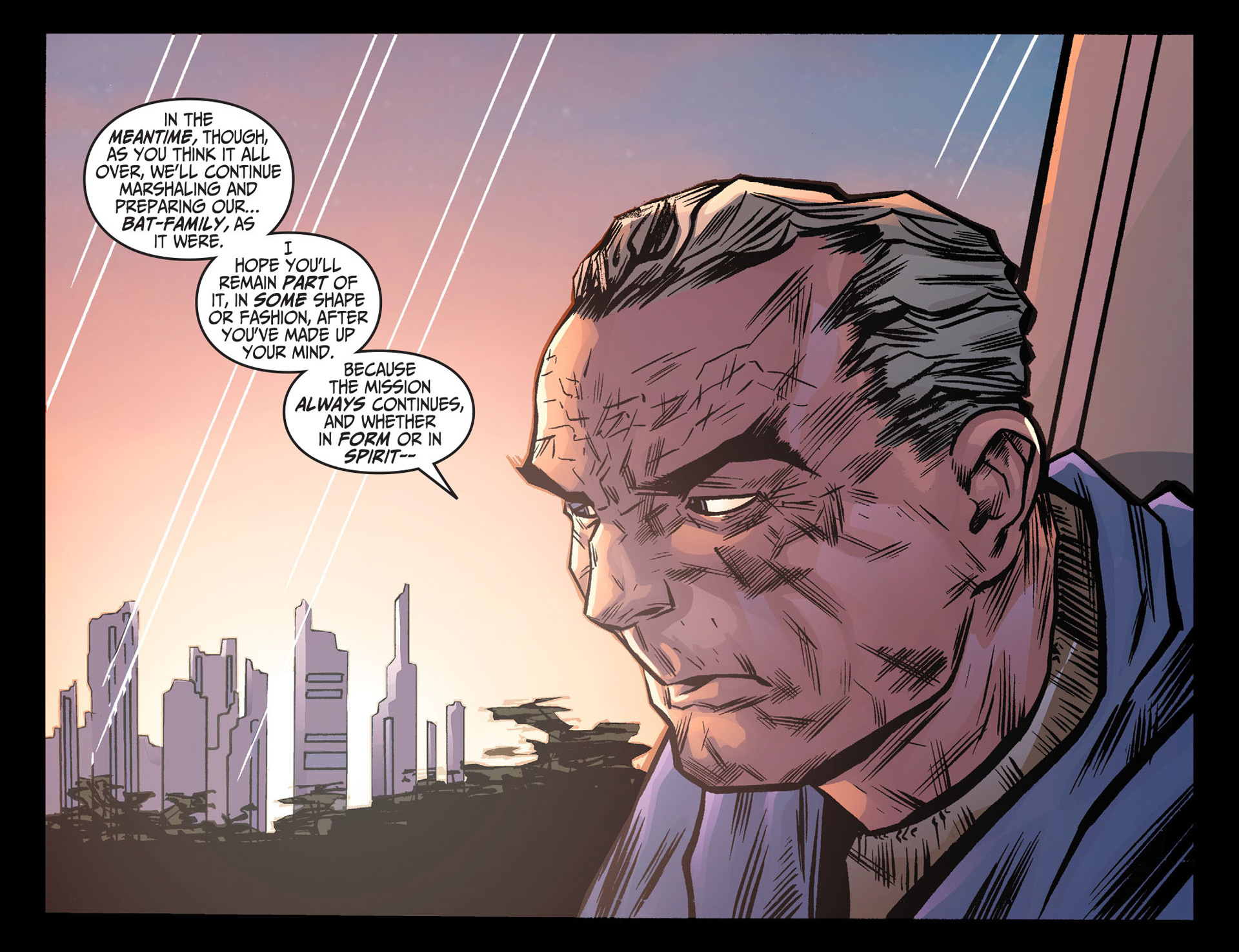 Batman Beyond (2012) Issue #26 #26 - English 21