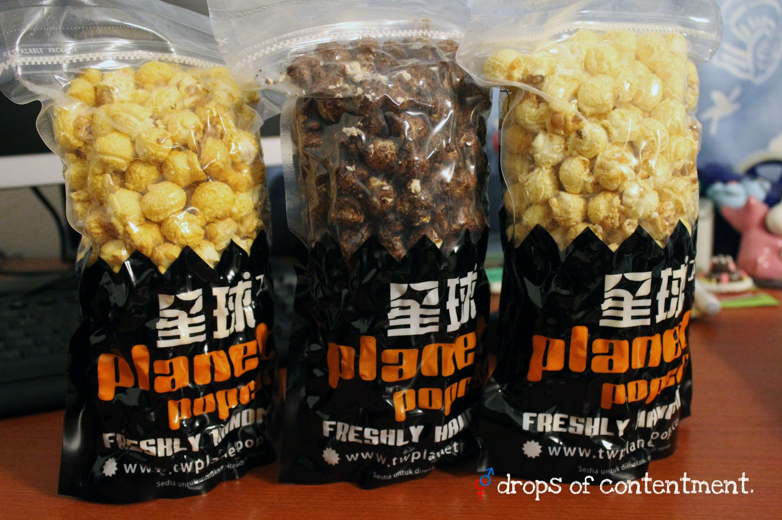 Drops of Contentment: Food: A Post Devoted to Popcorn - Planet ...