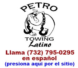 Petro Towing Latino - este sitio en español