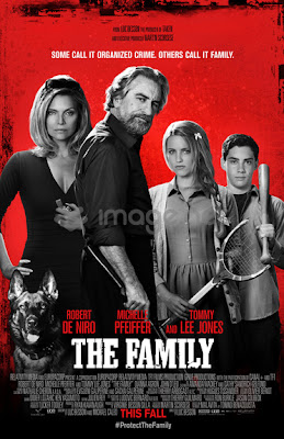 The Family 2013 poster