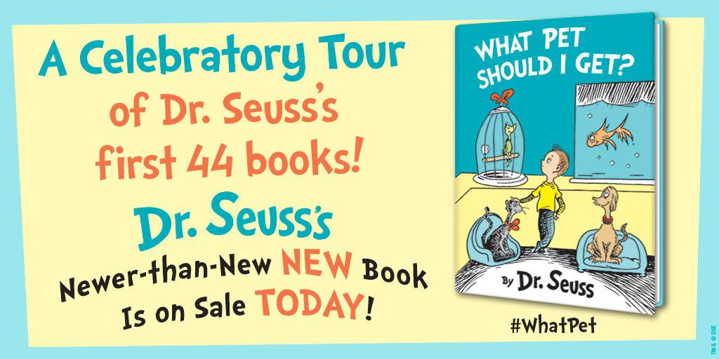 Dr Seuss Blog Tour