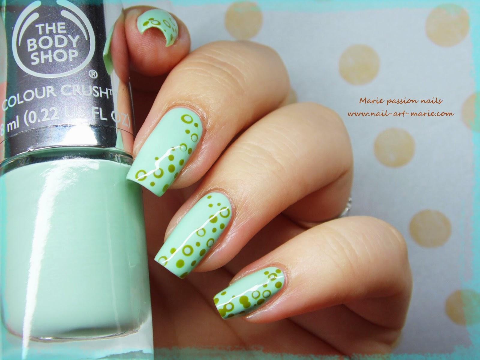 nail art dotting5