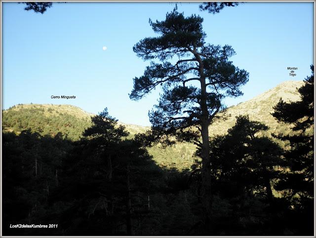 Cerro Minguete y Monton de Trigo
