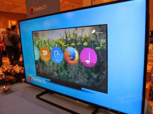 باناسونيك تطلق أول تلفاز ذكى يعمل بالفايرفوكس