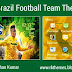 Brazil Team  Theme For Nokia  c3-00,x2-01,asha200,201,205,210,302 320*240 Devices