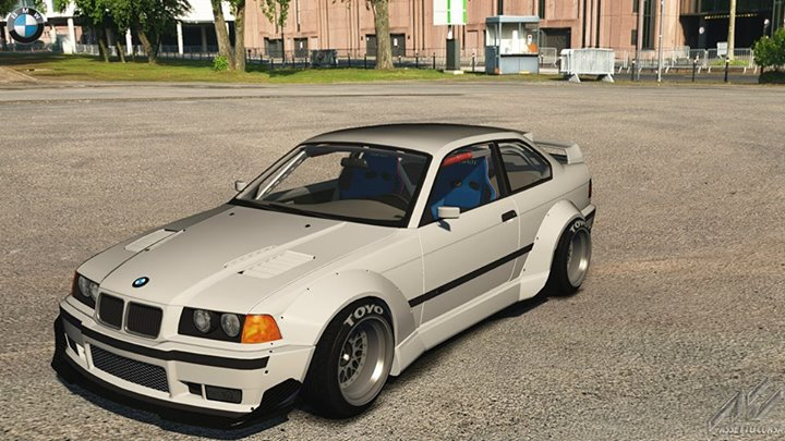 the sim review assetto corsa mods bmw e36 titan. Black Bedroom Furniture Sets. Home Design Ideas