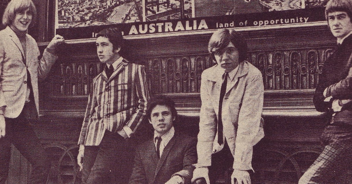 The Easybeats Make You Feel Alright Women
