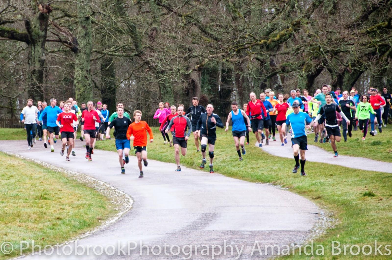Lanhydrock Park Run