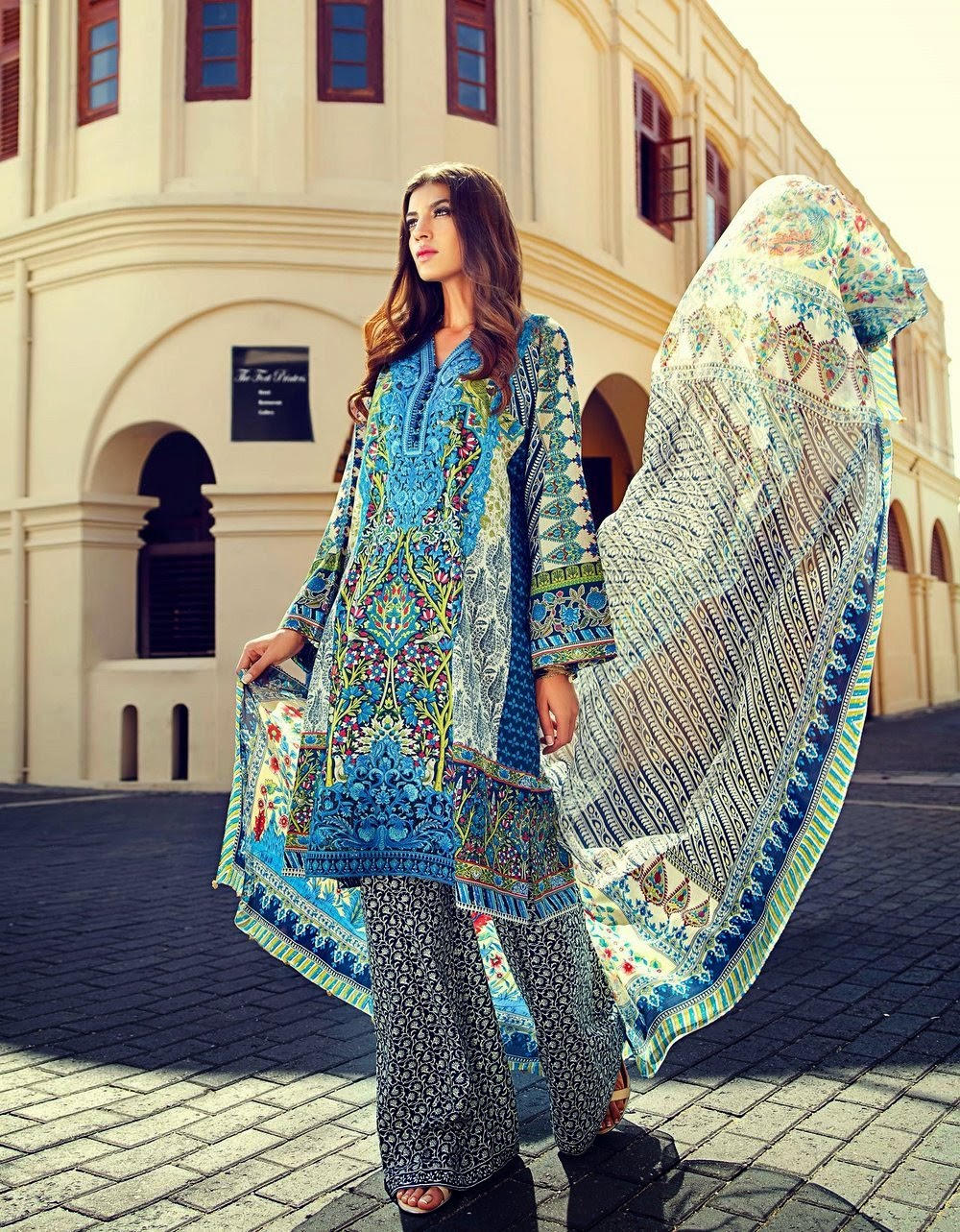 Elan lawn collection 2015