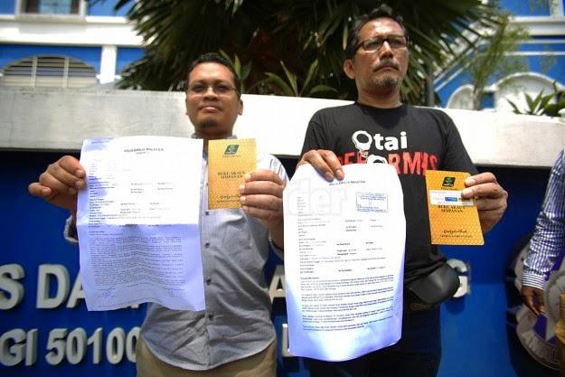 Isu Tanah Yang Dibeli Dari 1MDB Laporan Polis Dibuat Terhadap Tabung Haj