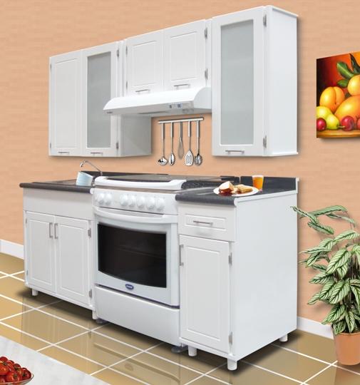 Muebles am rica como elegir una cocina integral for Una cocina integral