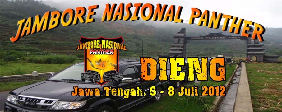JAMBORE NASIONAL PANTHER 2012