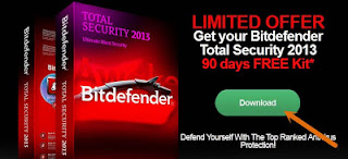 Bitdefender Total Security 2013 Serial Key