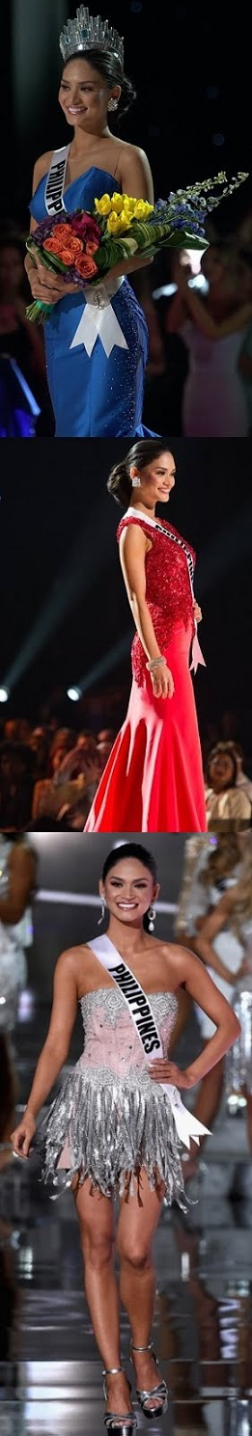 HISTORIC  WIN, IN 42 YEARS, FOR  PHILIPPINES  IN  MISS  UNIVERSE  TILT!