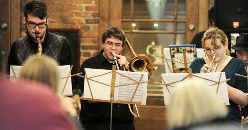 Saint Mary's jazz combos to perform 'final exam' Sunday