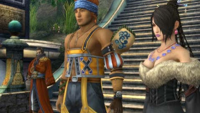 Free Download Games Final Fantasy X-2 Full Version For PC