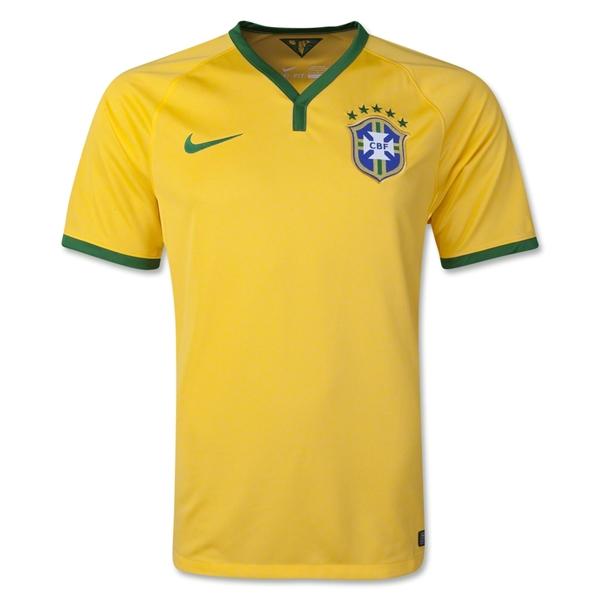 Koszulka reprezentacji Brazylii na mistrzostwa świata 2014