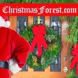 Christmas Forest logo