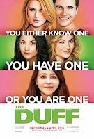 The Duff poster malaysia