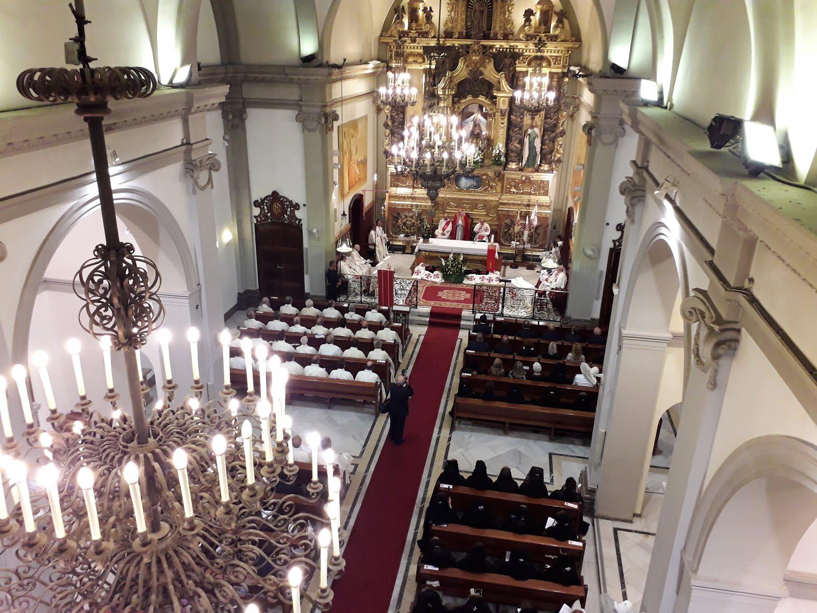 Vela de Armas de los Caballeros del Santo Sepulcro de Jerusalem (Lugartenencia de España Oriental)