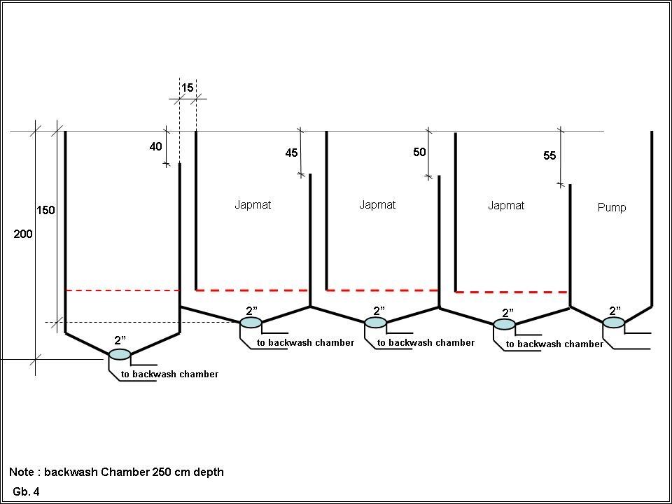 ichsan koi farm: desain kolam dan filter sederhana