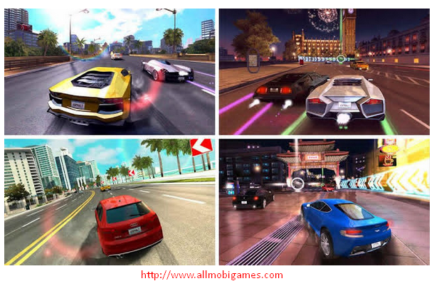 Asphalt 7 Heat V1.1.2h Apk+Data Free Download For Android