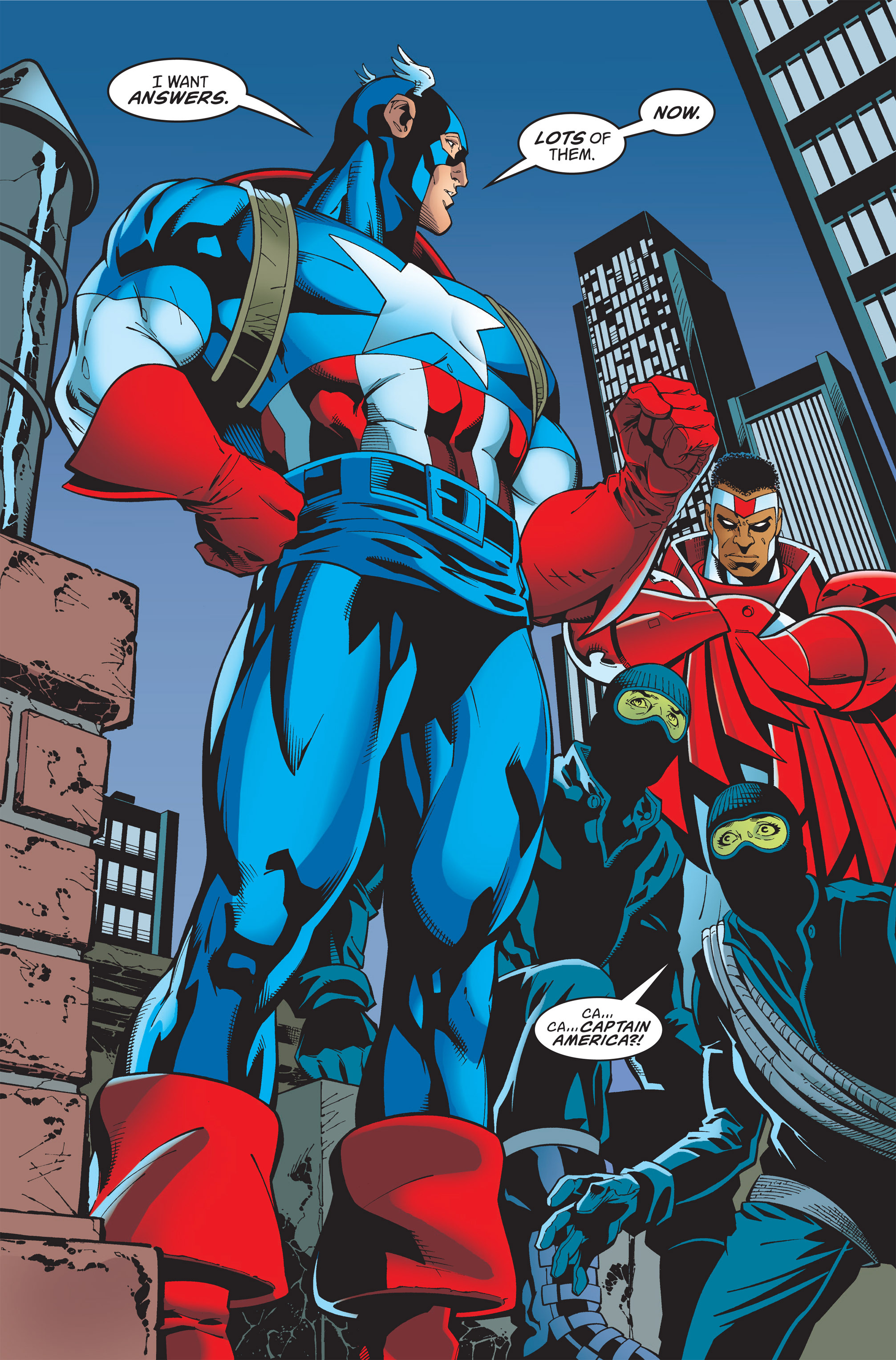 Captain America (1998) Issue #33 #39 - English 7