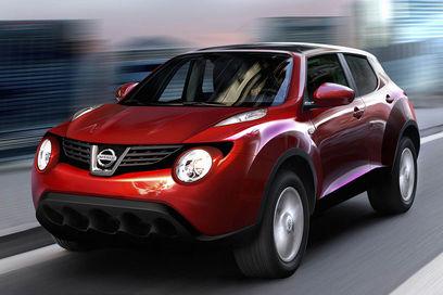 Body Luar Nissan Juke