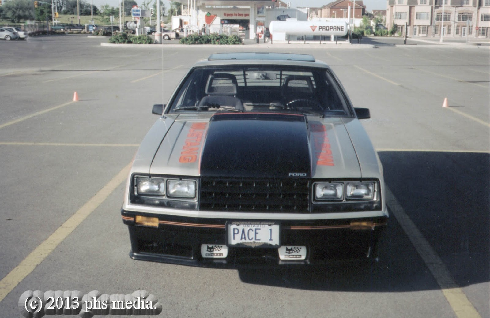 19791993 fox body mustang suspension americanmuscle Ford mustang car