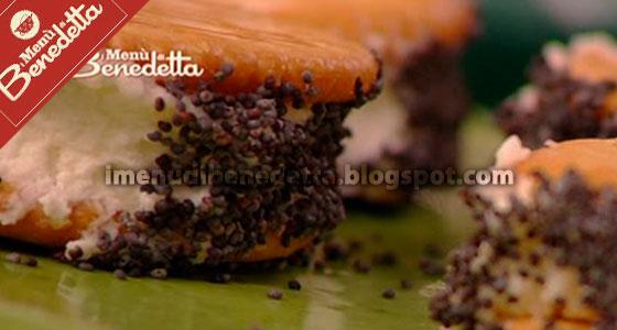 Biscottini Salati Farciti di Benedetta Parodi