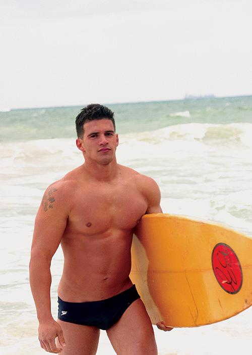 Are Hottest naked surfer girl