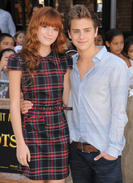 Bella Thorne And Garrett Backstrom LovelyStars: Ma...