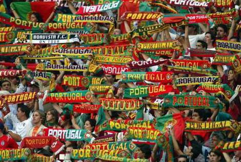 Parabéns Portugal