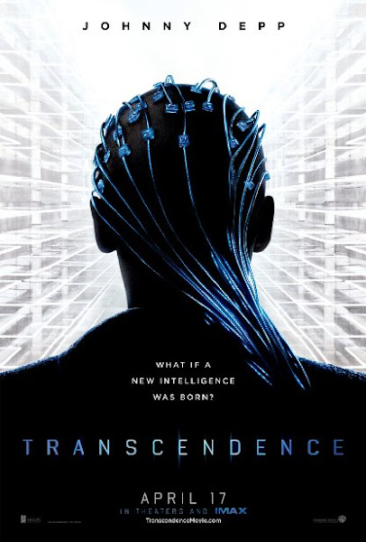 Poster Of Transcendence 2014 720p BluRay English