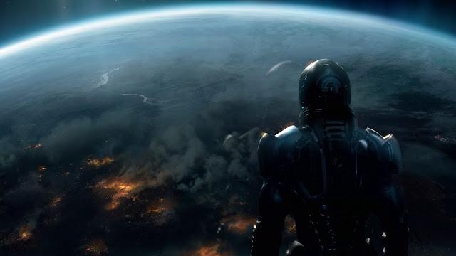 Video Games Mass Effect Commander Shepard HD Wallpaper