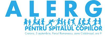 Craiova 05 Septembrie - Alerg pentru Spitalul Copiilor