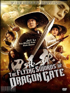 Ver The flying swords of dragon gate (2011) Online