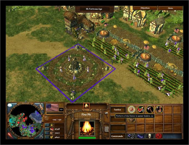 Age Of Empire 3 Screen Shot 5