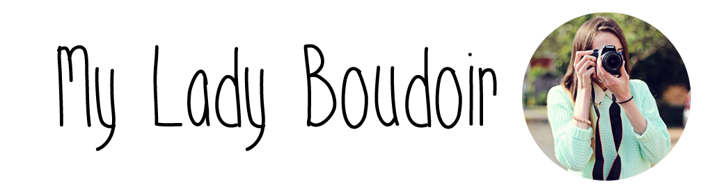 My Lady Boudoir | Affordable Fashion Blog