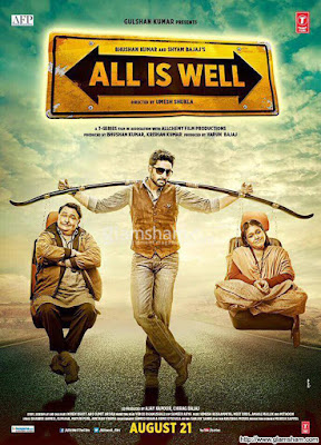All Is Well 2015 Hindi Official Trailer 720p HD